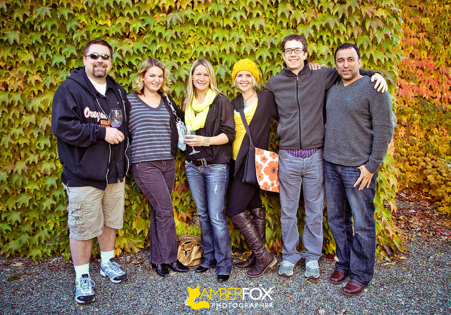 Paso Robles in the Fall, Amber Fox Photographer