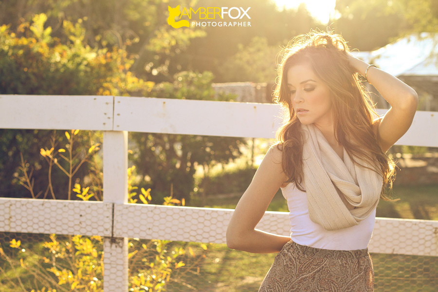 Amber Fox Photographer, Fullerton Senior Portraits