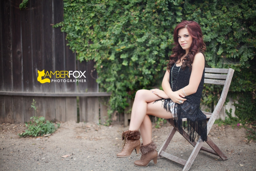 Amber Fox Photographer, Orange County Senior Portrait Photographer, Erika Reyes, Class of 2014