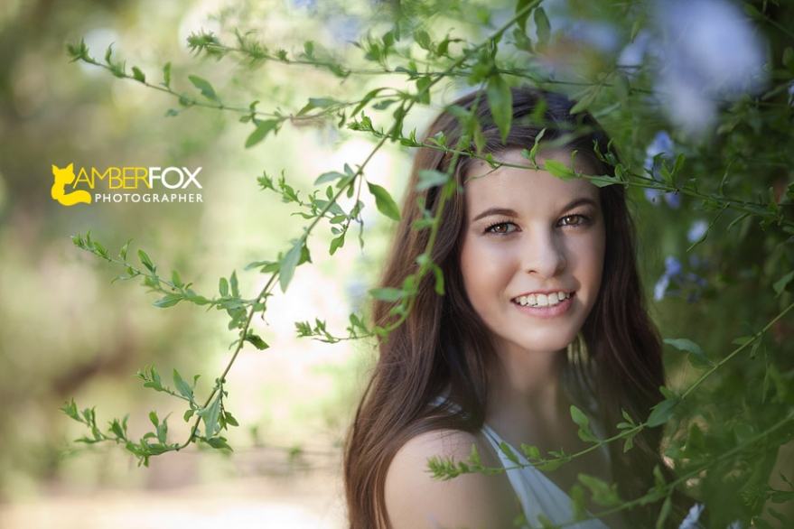 Amber Fox Photographer, Amanda Moore, Class of 2014, Orange County Senior Portrait Photographer