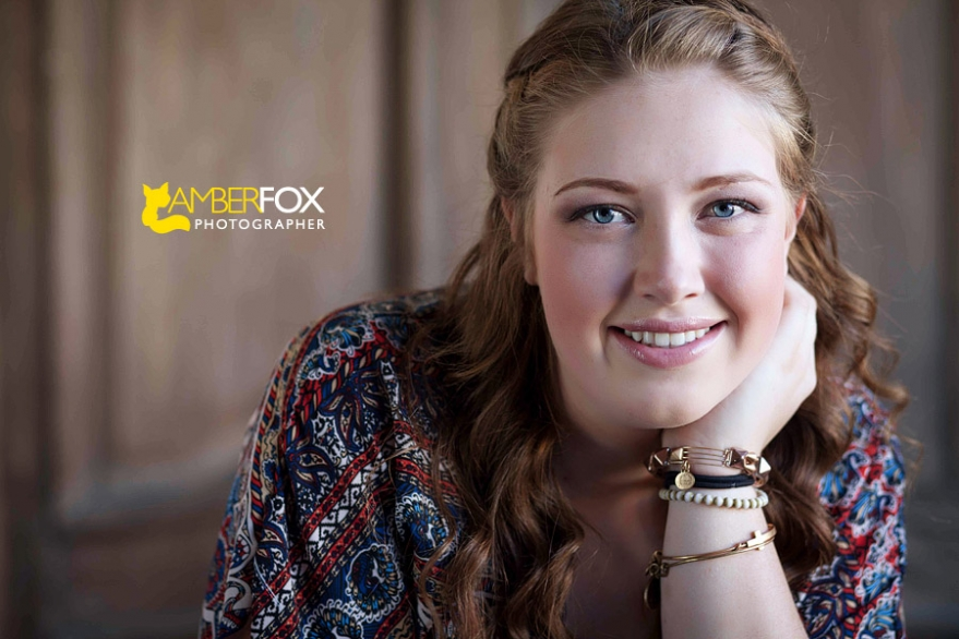 Amber Fox Photographer, Foxy Senior Model, Emily Hauke, Orange County Senior Portrait  Photographer