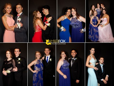 Amber Fox Photographer, Prom Photos at Sonora High School