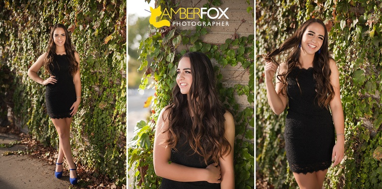 Orange County Senior Portraits